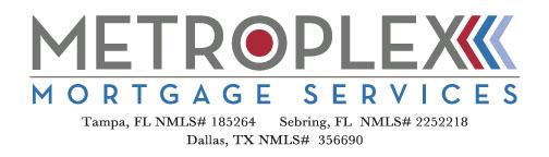 Metroplex Mortgage